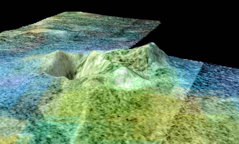 вулкан Дум Титан