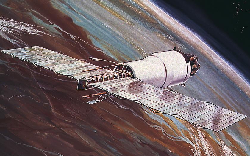 Космический аппарат Pegasus 2