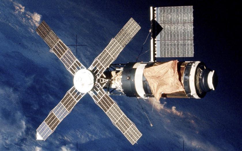 космический аппарат Skylab