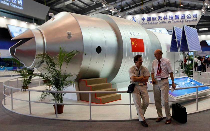 Космический аппарат Тяньгун-1