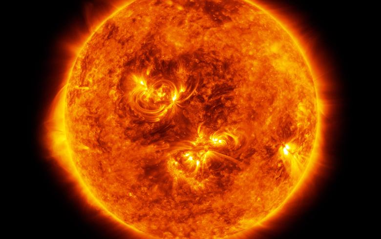 Факты Солнце