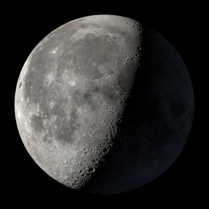 Луна факты