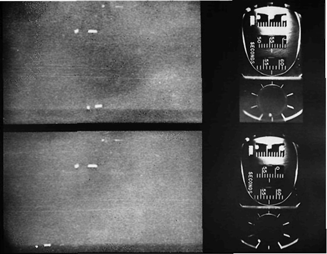 «Спутник-1» первое фото