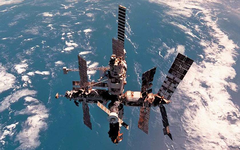 Космический аппарат Мир