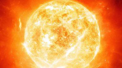 Photo of Солнце онлайн, наблюдение обсерватории NASA/ESA.
