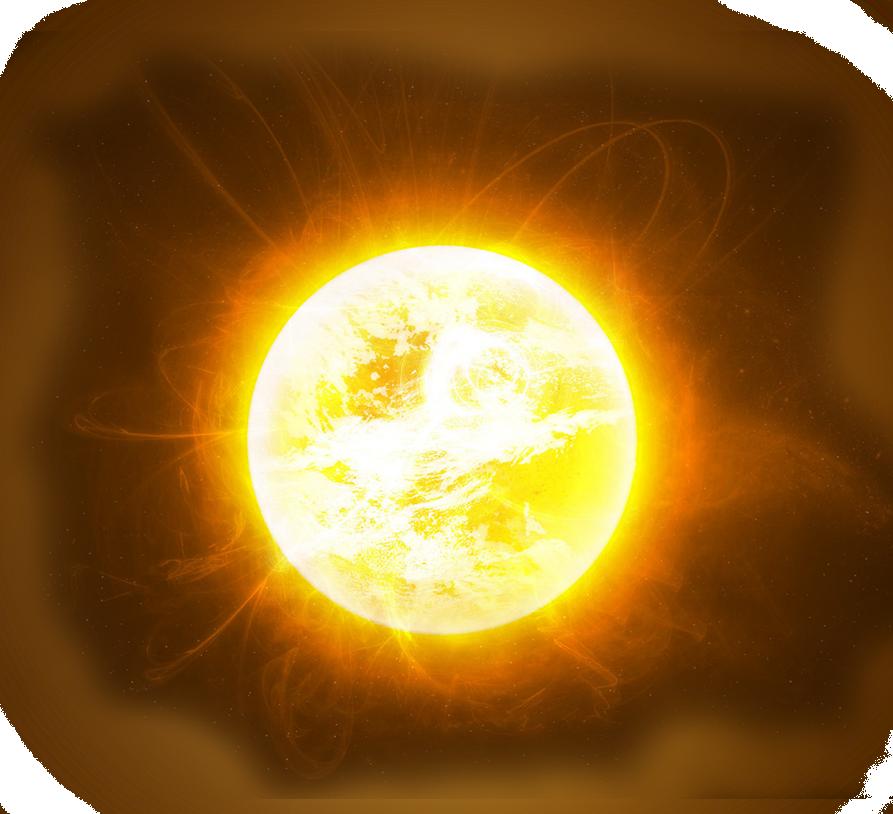 Космос солнце онлайн